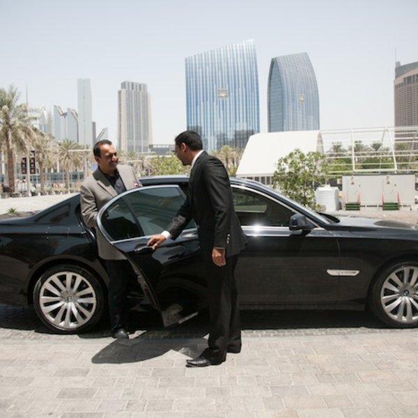 Chauffeur Service Dubai