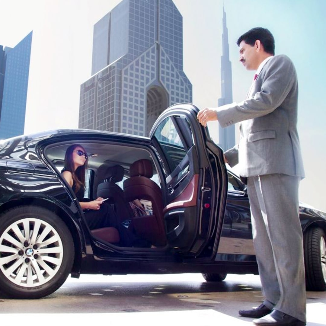 Rent a Car With Driver in Abu Dhabi