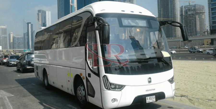 35 Seater Luxury Bus