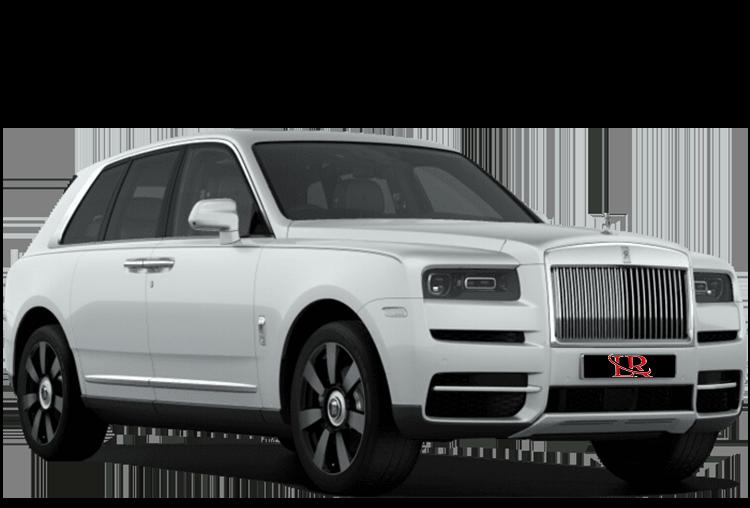 Rolls Royce Cullinan 2020