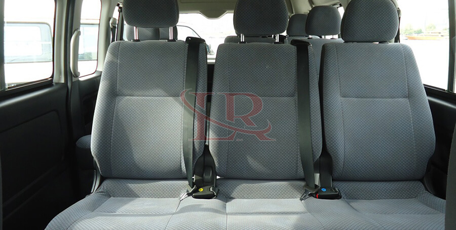 14 Seater Luxury Van