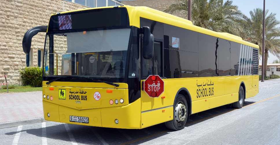 School Transport Service Dubai